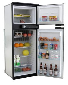 Challenger 225L 2-way Gas Fridge - Built-In