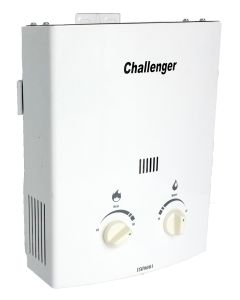 Challenger 5L LPG Water Heater - Portable