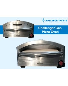 Challenger Gas Pizza Oven