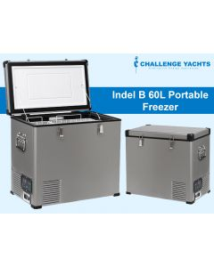 IndelB Portable Freezer - 60L (12V/24V)