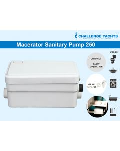 Grey Water Macerator Pump (250)