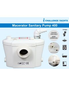 Grey and Black Water Macerator Pump (400)