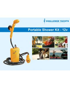 Portable Shower Kit -12V