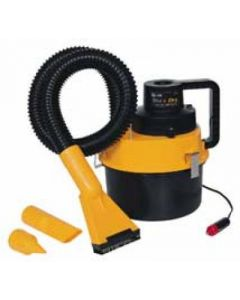 base image product 12 Volt Wet & Dry Portable Car Vacuum Cleaner