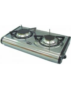 base image product Challenger Lpg Gas Hob 2 Burner