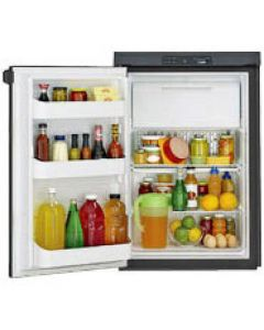 base image product RM 2455 121 Litres 240V 12V LP GAS Fridge Freezer