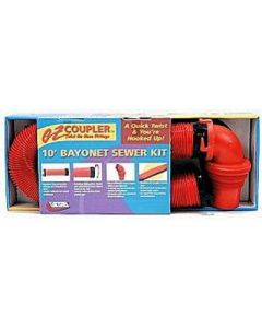 small image product 10' Bayonet Sewer Kit