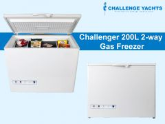Challenger 160L 2-way Gas Freezer