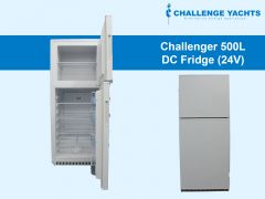 Challenger 500L Fridge/Freezer - 24V