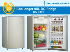 Challenger 95L Fridge - 12V/24V