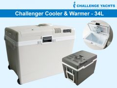 Challenger 34L Portable Cooler and Warmer