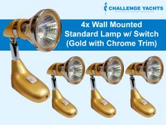 Wall Mounted Spotlights