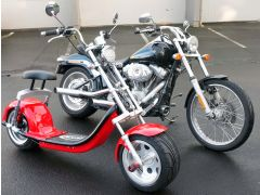 Little Boy Electric Scooter